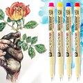 Набор лайнеров Sakura Pigma Micron, 14 цветов, дизайнерские маркеры для рисования манги, эскизов, художественные ручки, японские канцелярские принадл...