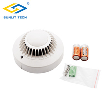 Alarm-Sensor Smoke-Detector Fire-Protect Kitchen-Security 433mhz Wireless for Focus ST-VGT