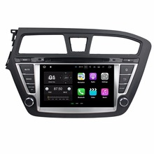 2GB RAM Quad core 2 din 8 Android 7 1 Car DVD Player for Hyundai I20