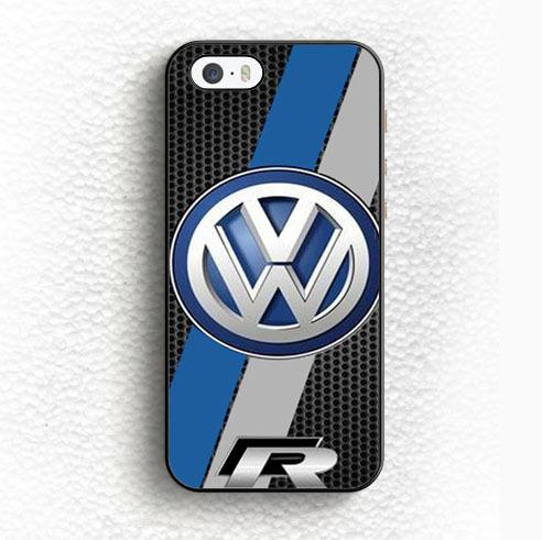 VW Volkswagen Car Logo Case for Samsung