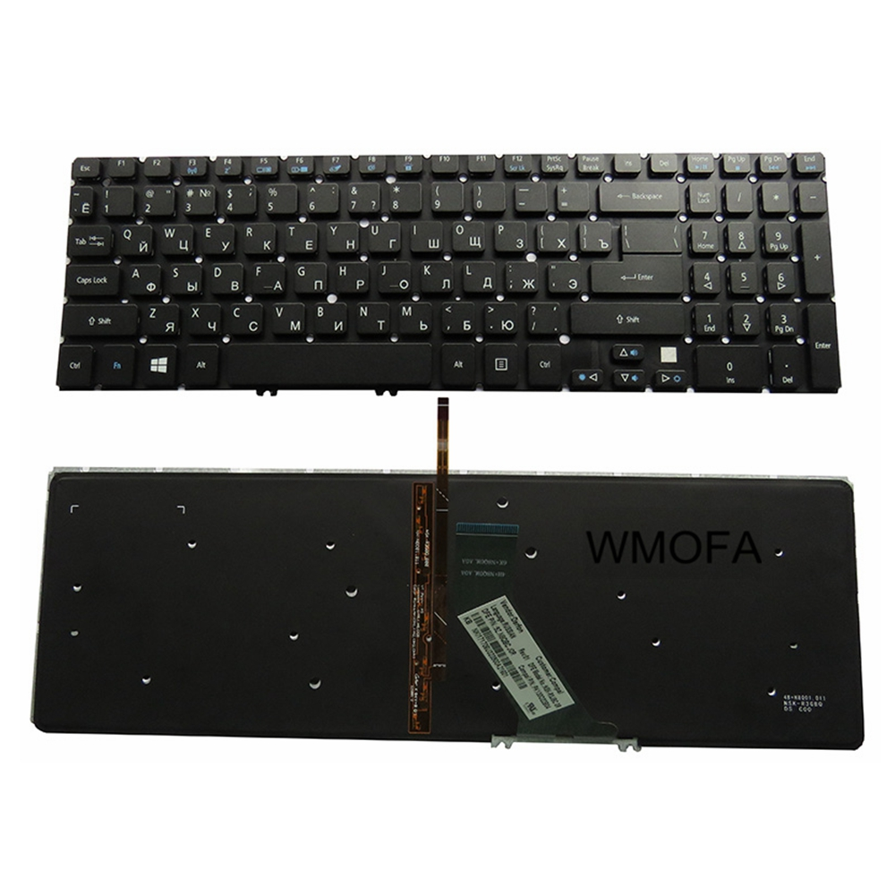 US $10.91 16% OFF|RU Black New FOR ACER V5 571G V5 531G V5 571 581 V5 572 V5 573G V5 573 V5 551G 571PG 531P 531G Laptop Keyboard Russian backlight|laptop keyboard|acer ru|russian laptop keyboard - AliExpress