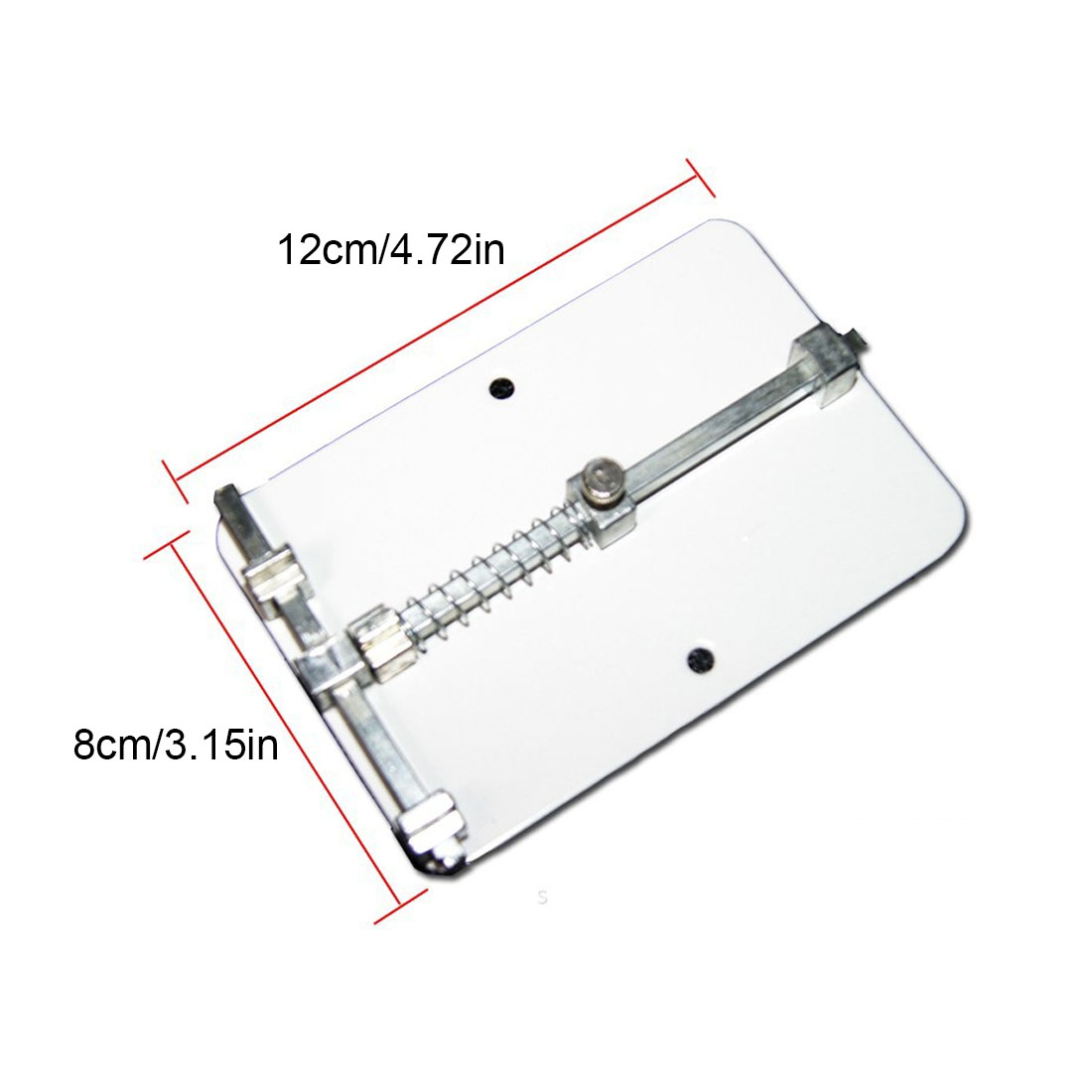 Mobile Phone Board Repair Fixture PCB Holder Work Station Platform Fixed Support Clamp Steel PCB Board Soldering Repair Holder