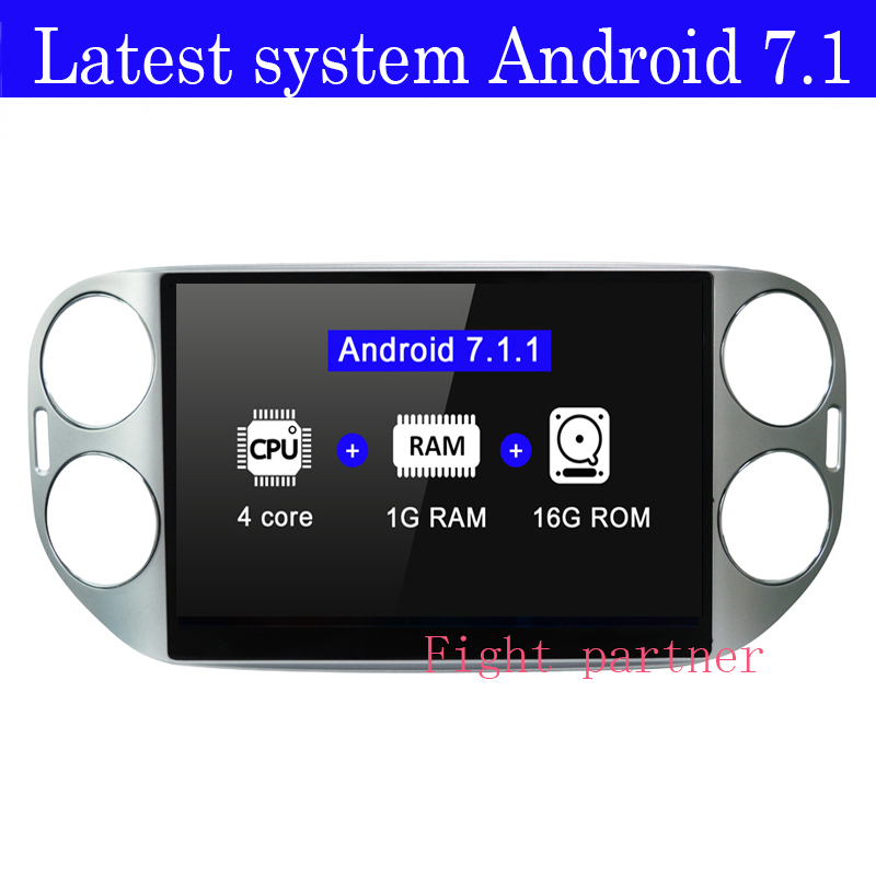 Factory Price Latest Android 7.1 Car DVD Player Stereo