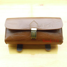 Vintage Bicycle Tail Bag Bike Saddle Bag Back Seat Tail Pouch Personalized Riding Equipment Bicycle Accessories