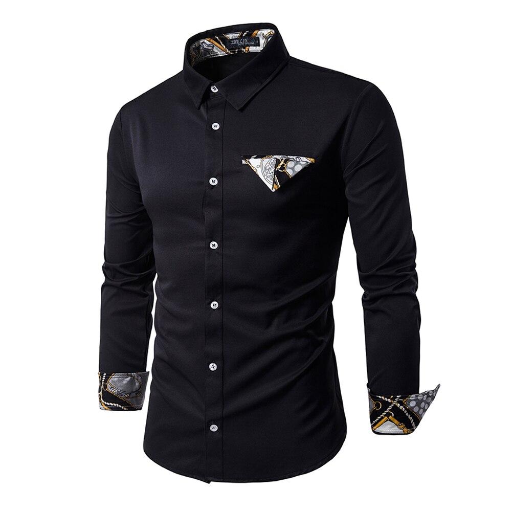 Aliexpress.com : Buy FL&AEVVE New Mens Brand Casual Shirt ...