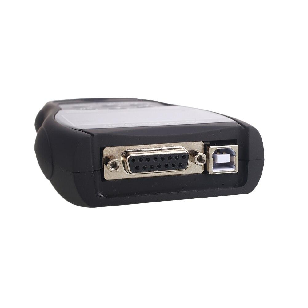 ABS черный инструмент OBD2 точный Автомобильный сканер прочный автомобильный диагностический инструмент техническое обслуживание для Vs890
