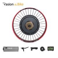 48 V 1500 W 20 inch сзади велосипед электрическое преобразование велосипедов комплект 190 мм комплект для электронного велосипеда концентратора ве