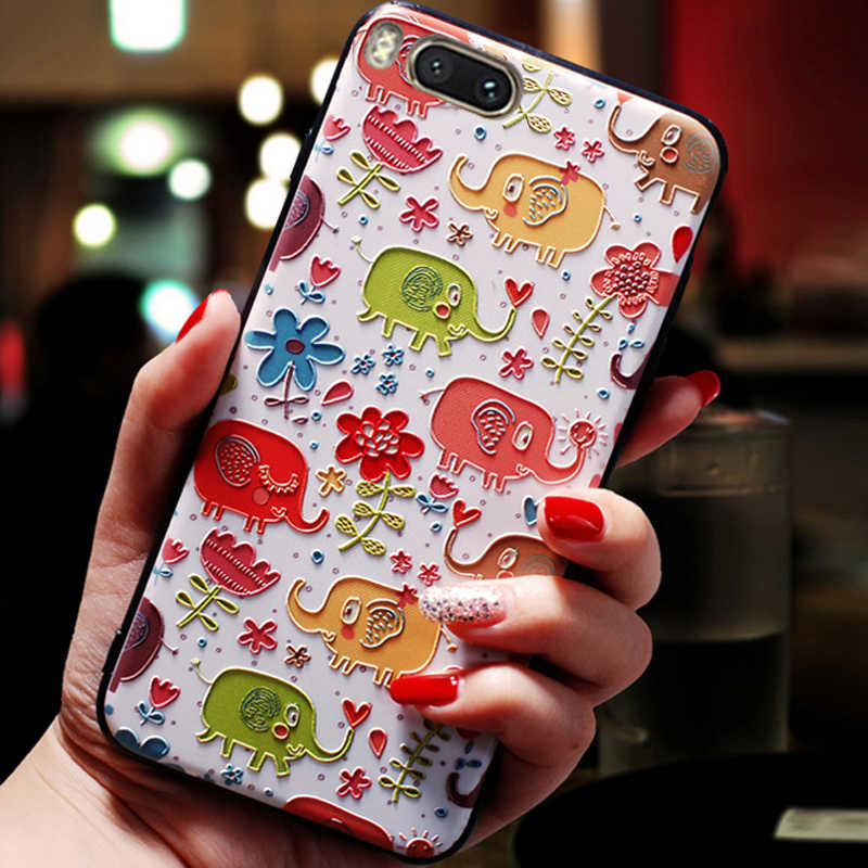 YonLinTan 3D чехол для телефона, чехол, чехол для Huawei Honor 7x7 x 5x Honor7 на силиконовой роскошной силиконовой задней панели Оригинал 360 мягкие чехлы