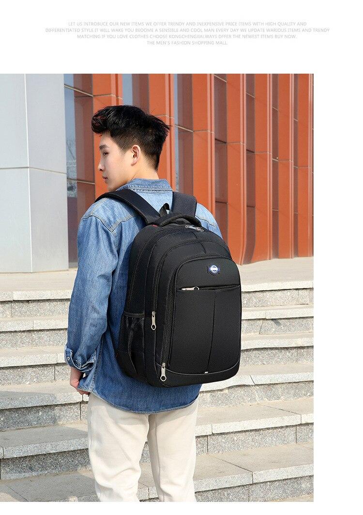 NOVA mochila de Viagem Escola Bags Para