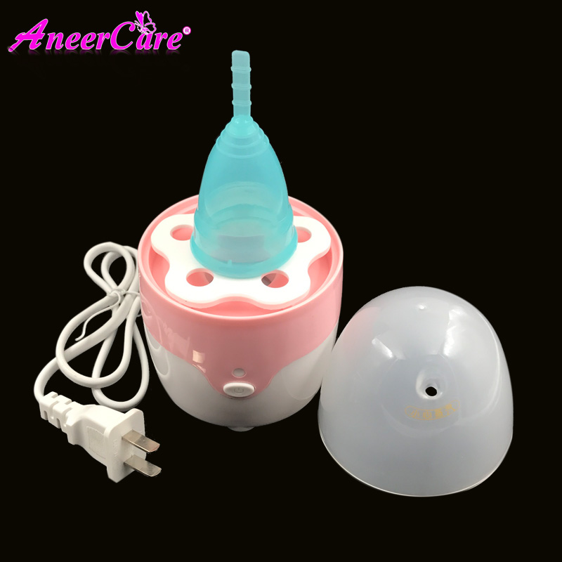 Menstrual cup sterilizer Aneercare Coppetta Mestruale period cup coupe menstruelle Clean menstrual cup Cleaning and disinfection топ 525 топ