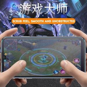 Image 2 - 2Pcs/lot Matte Tempered Glass For Xiaomi Mi 9 SE se Screen Protector For xiaomi 9SE 6D Anti blue Light Tempered Glass on mi 9 se