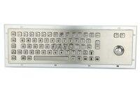 Металла клавиатура с Водонепроницаемый промышленных клавиатура с 67keys медицинской клавиатуры