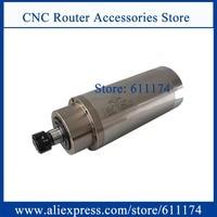 Water cooled spindle motor 4.5kw ER25 4 bearing Spindle Motor AC220V 24000RPM D125mm CNC Milling Spindle motor|motor awning|inverter refrigerator|inverter lamp -