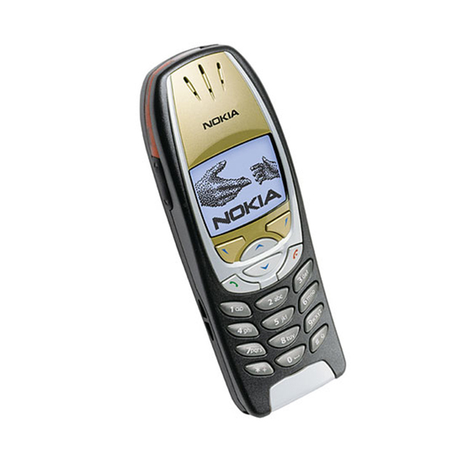 6310i Original Unlocked Nokia 6310i 2G GSM Tri-band Bluetooth Classical Cellphone Free Shipping