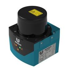M-300 Industrial Grade 270 Degree  2D Laser Range Distance Lidar Sensor Module Scanning Scanner Kit 40M цена