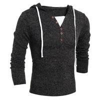 ZOGAA бренд Geek новый для мужчин's свитеры для женщин модные дизайн с капюшоном вязаный свитер пальто мужчин одежда Slim Fit пуловеры