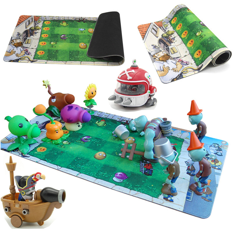 Kids Toys Action-Toy Figures-Plants Launch Zombies Christmas-Gift Birthday Funny Children