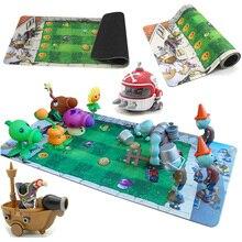 Детские игрушки для детей экшн-игрушки Фигурки Растения против игрушка зомби смешной запуск на день рождения Рождественский подарок