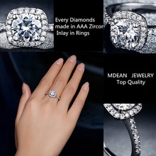Wedding Rings For Women Platinum Plated Luxury Engagement