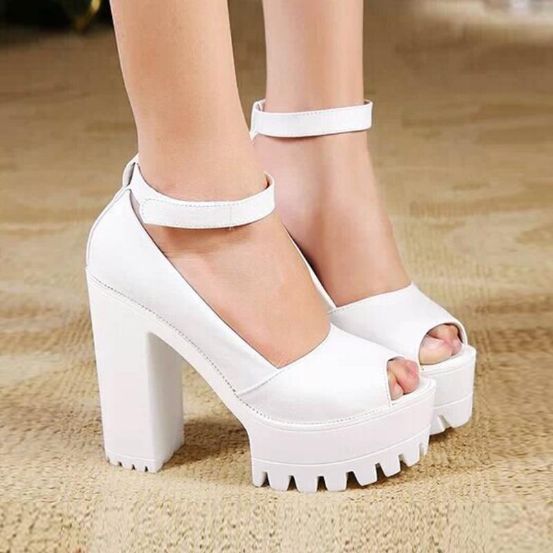Aliexpress.com : Buy 2015 Summer Shoes Women Sandals Platform ...