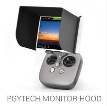 PGYTECH Monitor Hood Series for Mavic pro Phantom 4 pro Inspire M600 Osmo products Camera RC Drone Sunshade Sun fpv parts L200