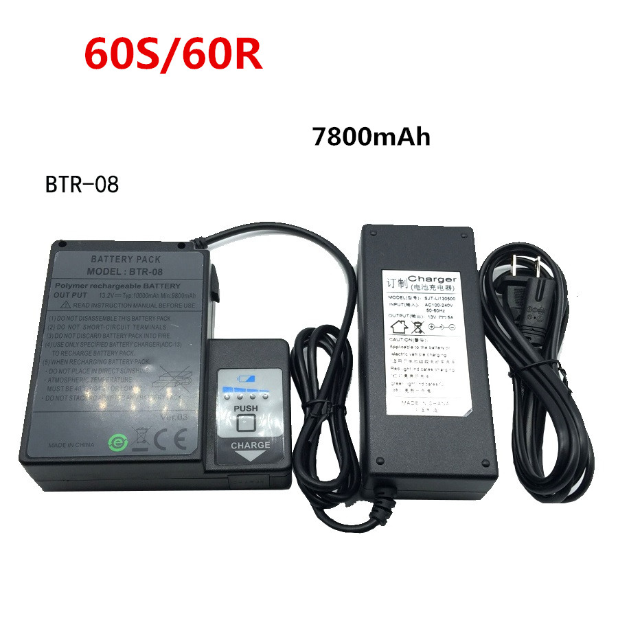 BTR 08 battery for 60S 60R fusion splicer 7800mAh Made In China in Fiber Optic Equipments from Cellphones Telecommunications