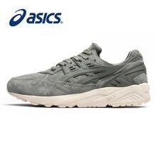Original asics homens sapatos hard-wearing respirável luz running sapato  choque-absorbant calçados esportivos tênis respirável e. 7197e880383b7