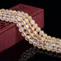 Aladdin Natural Gold Wafers Hair Loose Bead Long Chain 6 10mm DIY Jewelry Accessories For Make