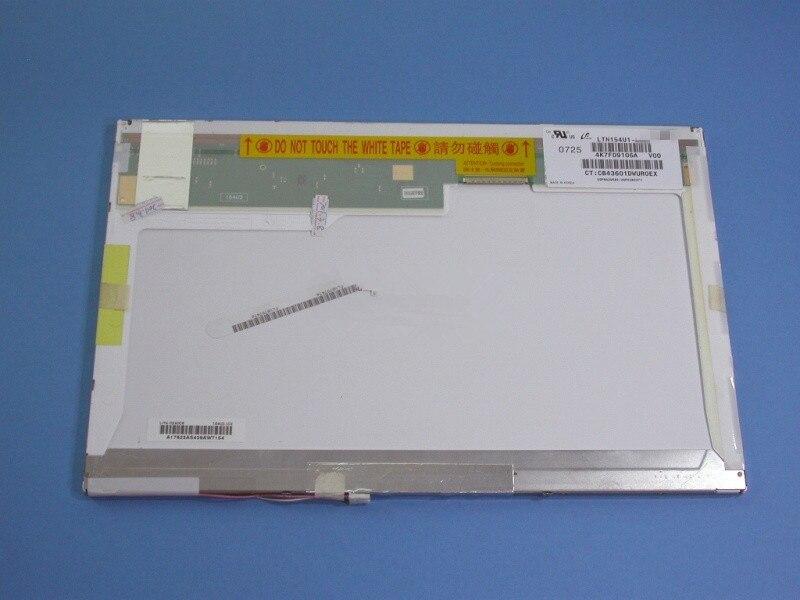Quying Laptop 15.4 LCD Matrix Screen LTN154U1 LTN154U2 L05 L07 LP154WU1 TLB1 1920x1200 For Lenovo T61 T61P цена