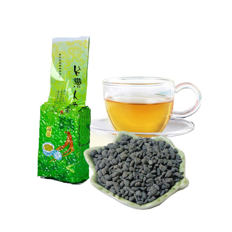 Taiwan Orchid Noble Ginseng Oolong Chinese Tea for Health Care Slimming Body Weight Loss 250g