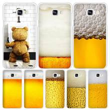 Summer Beer phone cases for Samsung Galaxy A3 A5 A7 2016 2017 A8 A9