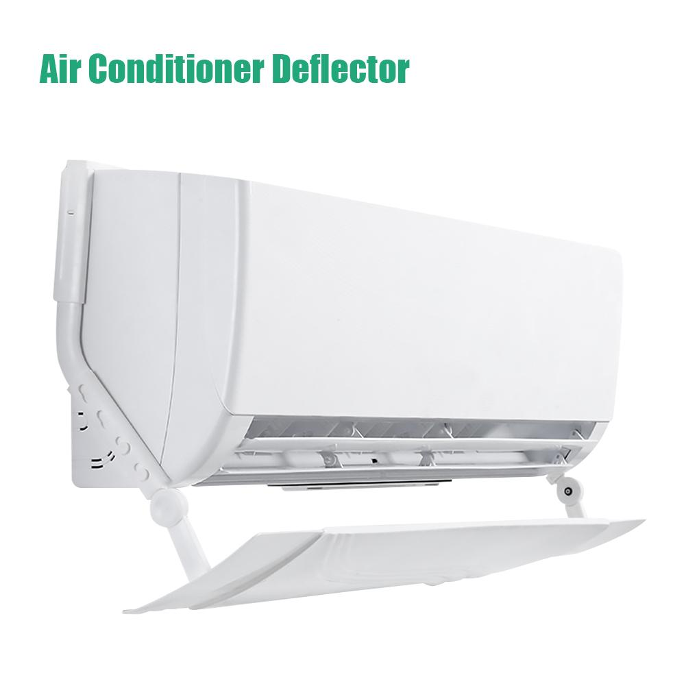 2019 New Adjustable Air Conditioner Cover Windshield Air Conditioning Baffle Shield Air Conditioner