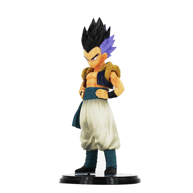 Dragon Ball Z Super Saiyan Gotenks Figura de Acción
