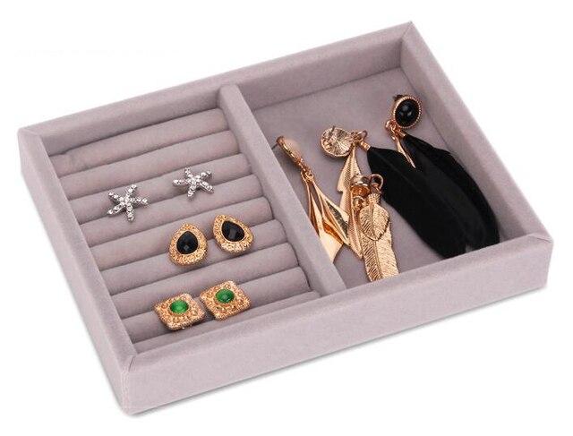 Drawer DIY Jewelry Storage Tray 5