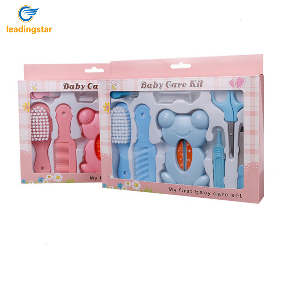 LeadingStar 8Pcs Baby Nursery Care Kit Grooming Kit with Water ...