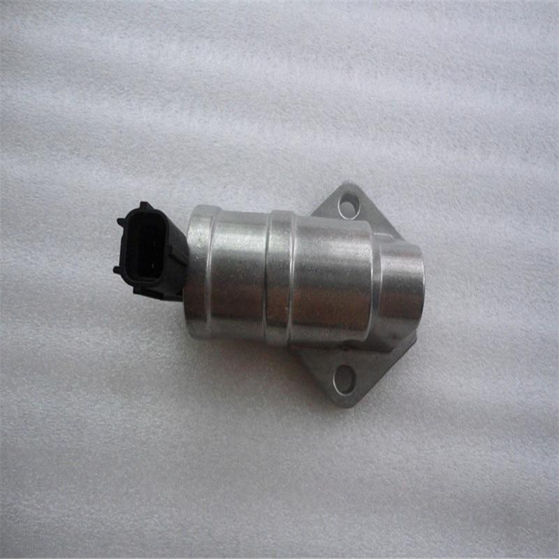 Applicable à Mazda 62003-2005 Mazda 3 1.6 soupape de commande d'admission de moteur de ralenti d'échappement soupape de ralenti moteur de démarrage code moteur: LF01-20-660