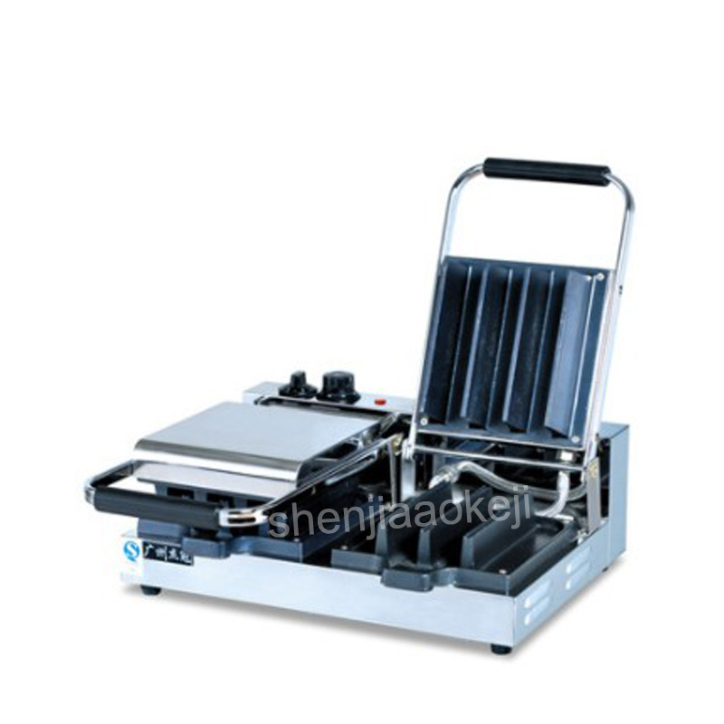 Commercial Pastry Sandwich Maker Stainless Steel Puff Pastry Machine Western Restaurant, Cake House, Snack Food Snack Equipment