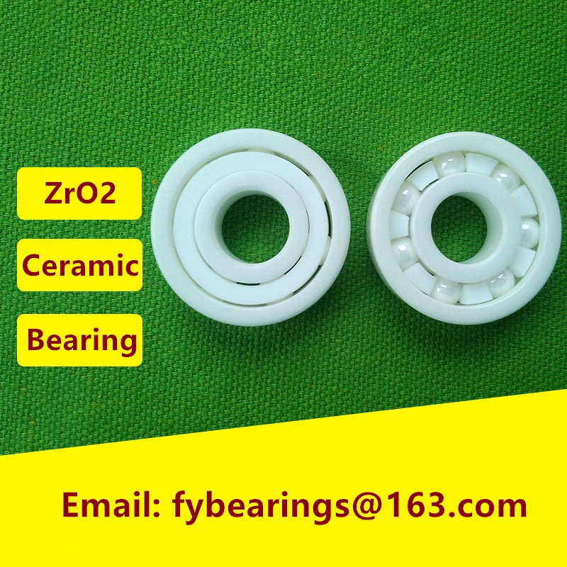 4 pièces ou 10 pièces 693 694 695 696 697 698 699 ZrO2 roulements à billes En Céramique Miniature roulement à billes en céramique De Zircone