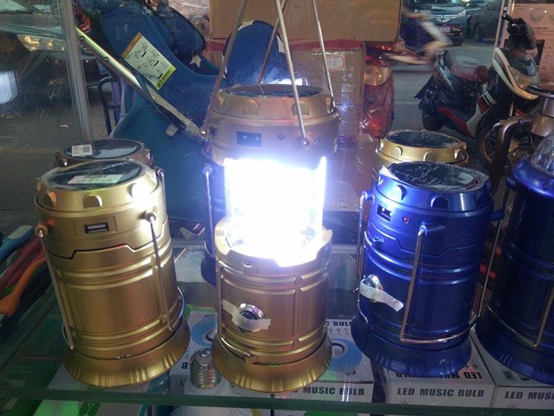 5 шт. супер яркий светодиодный Солнечный аккумуляторная Открытый Туризм Отдых огни портативный палатки огни фонарь аварийный фонарик