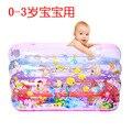 Pro Le atacado aumentando piscina inflável do bebê piscina bebê banheira do bebê isolamento engrossado