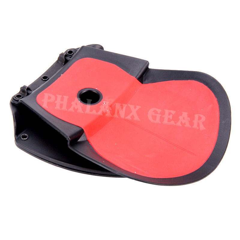 Hunting POLICE HANDCUFF PADDLE HOLSTER HINGE OR CHAIN TACTICAL CASE FAST DRAW NEW