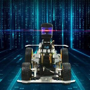Image 5 - Робот автомат Donkey Car программируемый для Малины Pi, платформа для самостоятельного вождения, подарок для детей