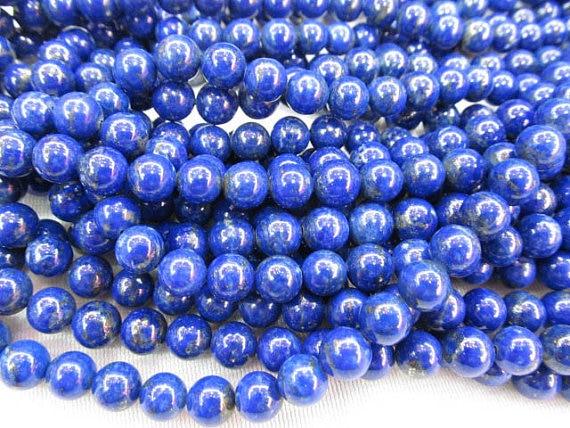 AA grade 12mm 16inch genuine lapis lazuli charm beads round ball blue gold jewelry bead hot sale aaa 18 12mm nature round lapis lazuli necklace