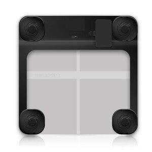 Image 2 - A1 dokładne oferty, łazienka waga inteligentny elektroniczny cyfrowy waga domu zdrowie równowaga szkło hartowane wyświetlacz LCD 180 kg/50g