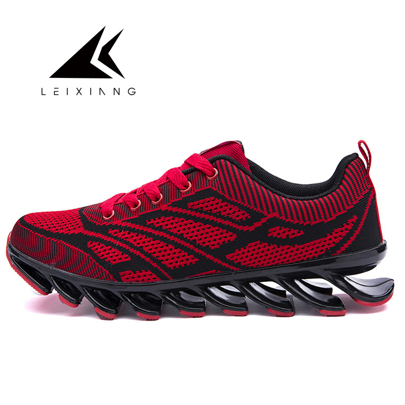 Super Cool breathable spring free blade running shoe men sneakers bounce summer outdoor sport shoes Professional Training shoes summer style somix ultralight damping running shoes for men free run sneakers 2017 slip on breathable blade soles sport shoes