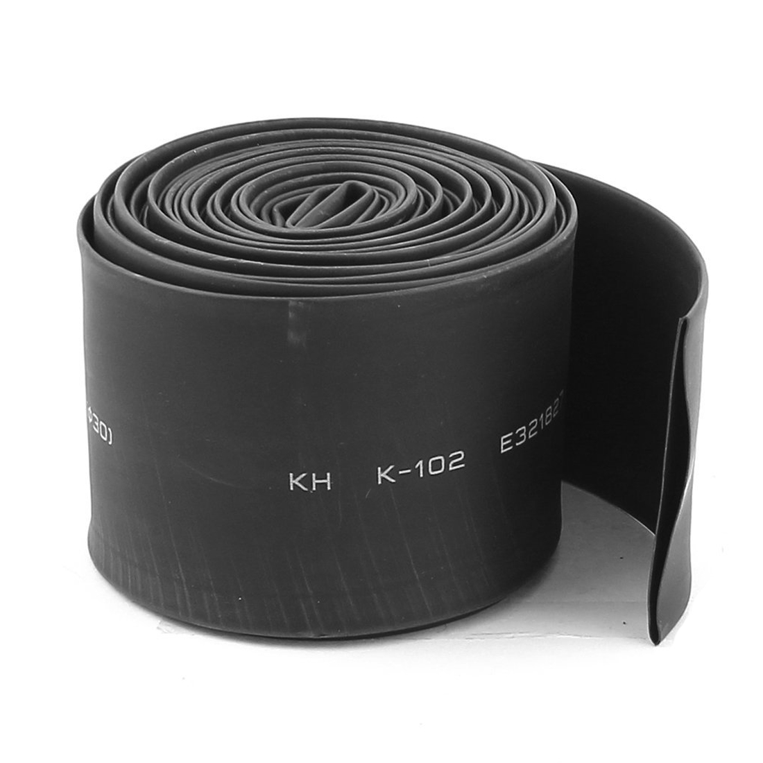 High Quality 4 m Polyolefin Heat Shrinkable Tube Sleeve 2:1 Shrink Ratio diameter 30 mm