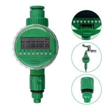LCD Irrigation Hose Timer Controller Water Programs Watering Equipment For Garden Lawn Hot Sale