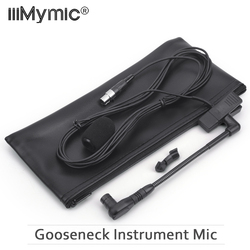 Professional 98 H/C Brass Woodwinds Gooseneck Cardioid Condenser Microphone 98 HC Guitar Saxophone Instrument Mic mini 3Pin XLR