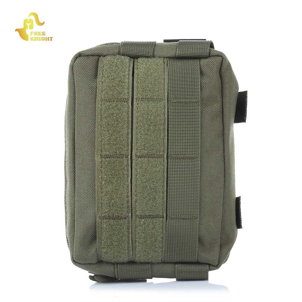Free Knight LM - 08 Waterproof Tactical Military Molle Bag Hanging Pouch Phone Case Storage EDC Bag Utility Hunting Waist Bag
