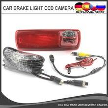 Car CCD Brake light Camera for Opel Vivaro/ Vauxhall Vivaro Renault Trafic Rearview Backup Parking camera HD vision Water proof